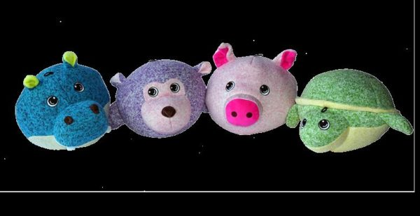 Soft Ball Dog Toys by Gor Pets