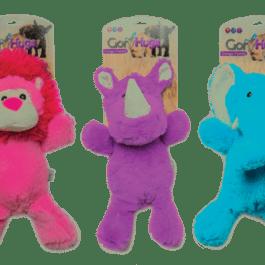 Congo Family Dog Toys