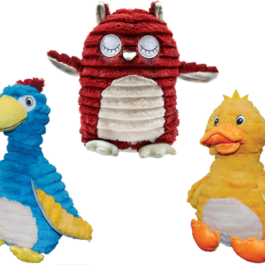 Patchwork Feathered Friends