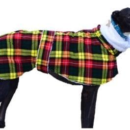 Tartan Fleece Coats