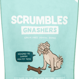 Scrumbles Gnashers Dental Chews