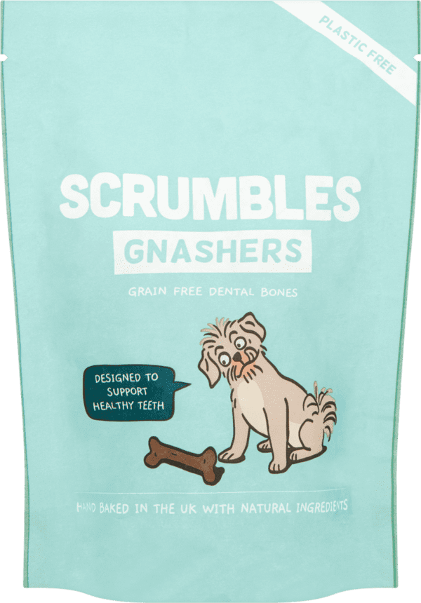 Scrumbles Gnashers Dental Chews